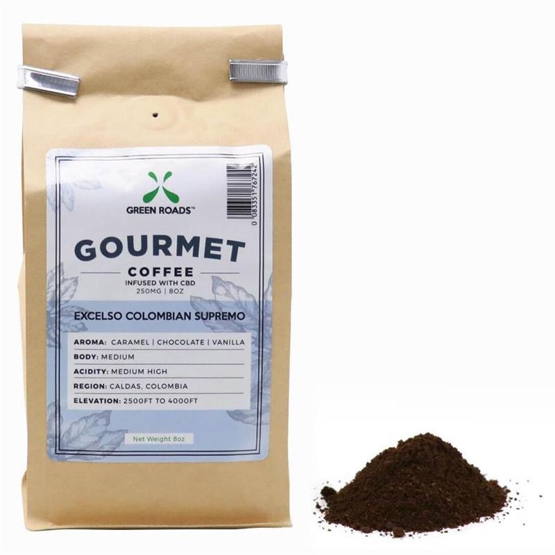 Green Roads Organic CBD Coffee